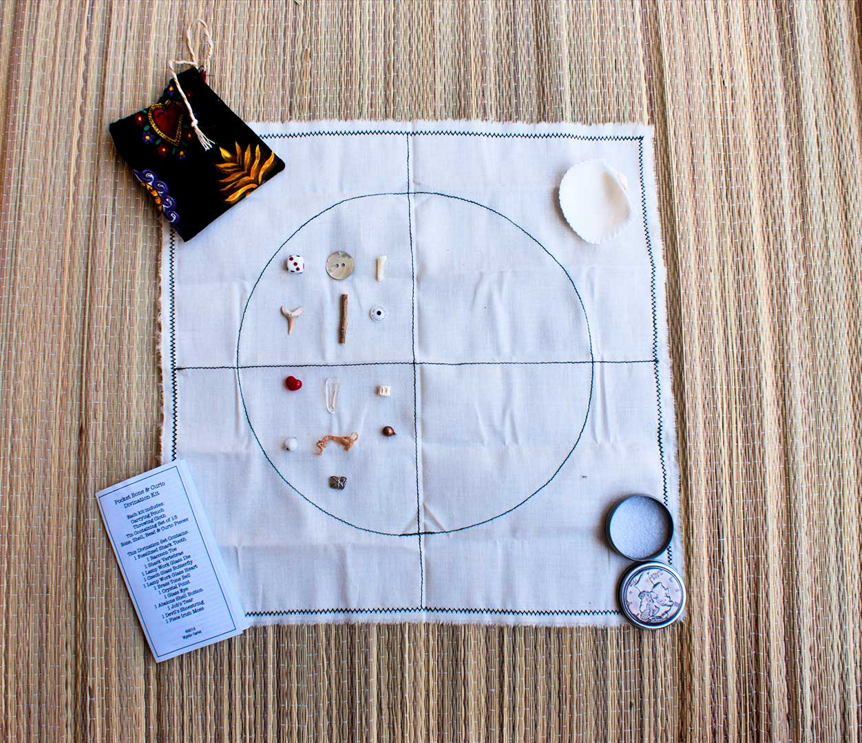 Mini Bone Reading Set