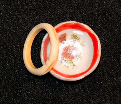 ring and bowl