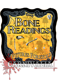Bone Reading Sign Designed by Chas Bogan