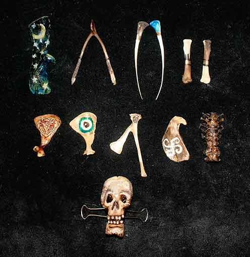 More bones from set.
