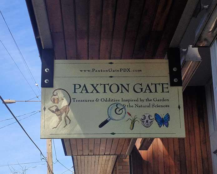 Paxton Gate, Portland Oregon