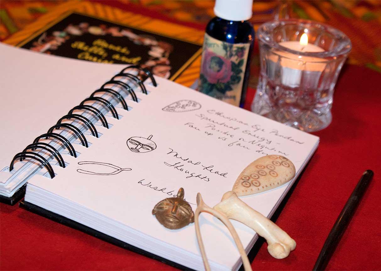 Bone Divination Classes with Michele Jackson