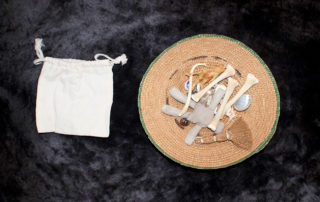 Ritual Witch Bone Reading Set