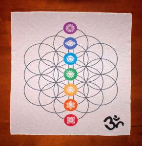 Chakra cloth