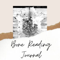 Label for Bone Reading Journal